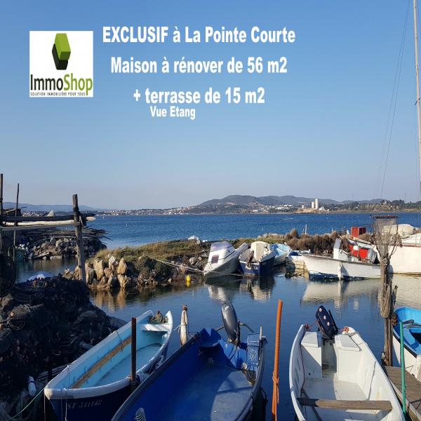 Offres de vente Maison de village Sète 34200