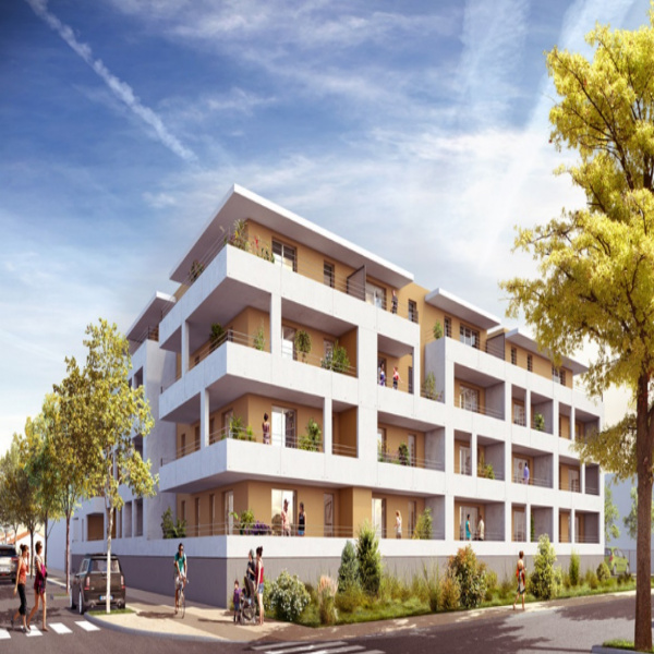 Programme neuf Appartement Frontignan 34110