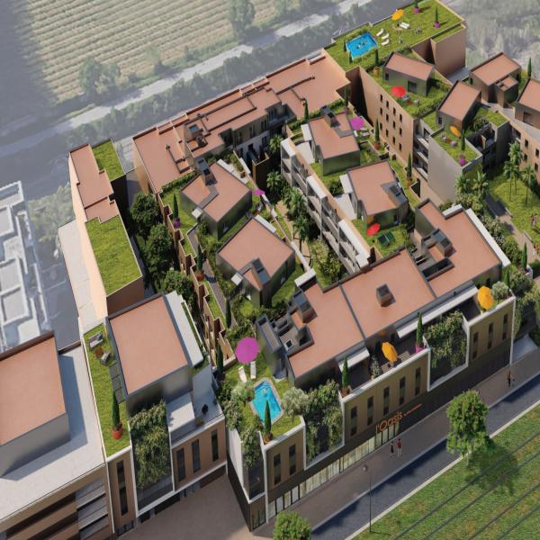Programme neuf Appartement Castelnau-le-Lez 34170