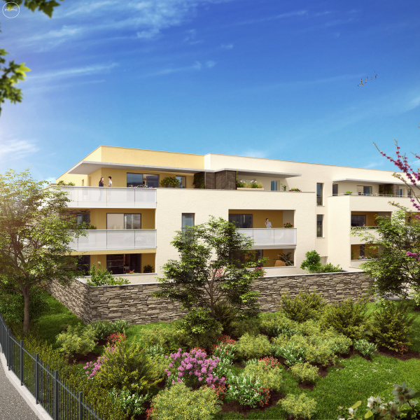 Programme neuf Appartement Villeneuve-lès-Maguelone 34750