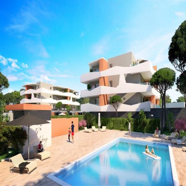 Programme neuf Appartement Sérignan 34410