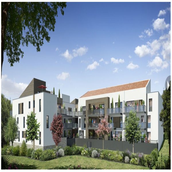 Programme neuf Appartement Saint-Brès 34670